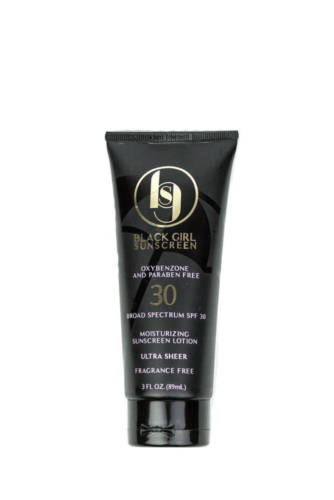 Black Girl Sunscreen- Black owned Company