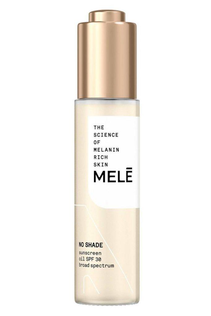 Mele-No shade Suncreen Oil